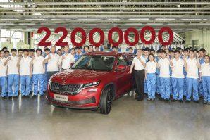 Škoda do sad proizvela 22 miliona automobila