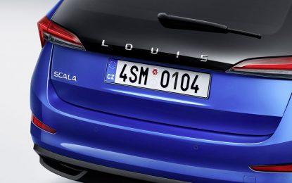 Nove mogućnosti individualizacije sa modelom Škoda Scala