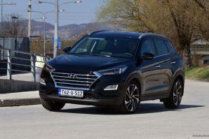 TEST – Hyundai Tucson FL 1.6 Turbo GDi 4WD 7DCT Classic Plus