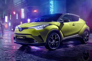 "Toyota C-HR – posebna edicija ""Neon Lime powered by JBL"""