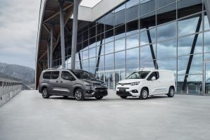 Toyota proširuje ponudu sa dva modela – Proace City i Proace City Verso [Galerija]