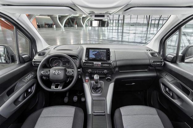 Toyota Proace City Verso [2019]