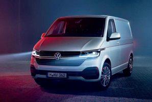 Volkswagen Transporter T6.1 – kao nova generacija