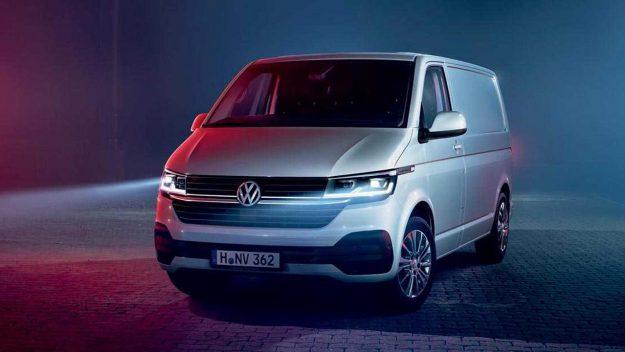 Volkswagen Transporter T6.1 [2019]