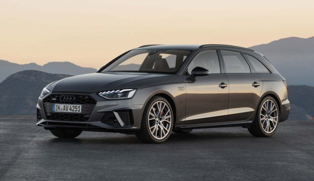 Audi A4 Avant [2019]