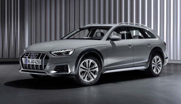 Audi A4 allroad quattro [2019]