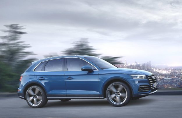 Audi Q5 55 TFSI e quattro [2019]