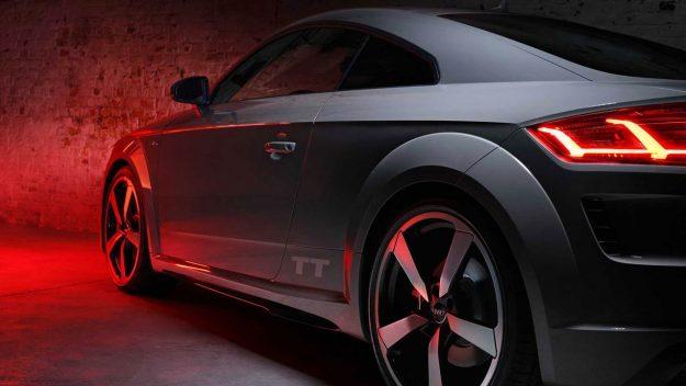 Audi TT Quantum Gray Edition [2019]