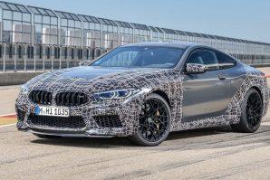 BMW M GmbH – novi displej i kontrolni sistem za konfiguraciju sistema pogona, šasije i sistema pomoći [Galerija i Video]