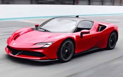 Ferrari SF90 Stradale – najjači Ferrari do sada [Galerijai Video]
