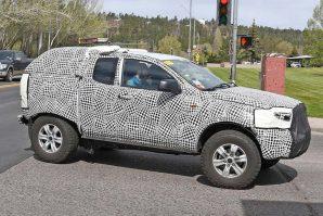 Ford Bronco – najava ozbiljnih off-road sposobnosti