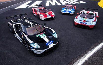 Ford GT će na LeMansu nastupiti u posebnim bojama i obilježjima