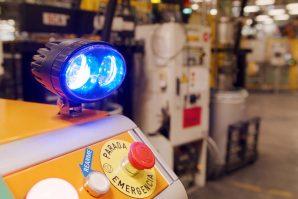Fordov autonomni robot olakšava rad radnika