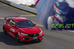 Honda Civic Type R sa novim rekordom i dalje dokazuje svoje sposobnosti [Galerija i Video]