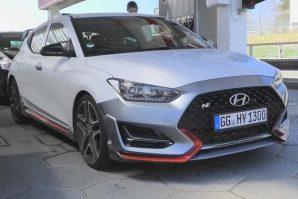 Hyundai Veloster N – testovi na Nürburgringu [Video]