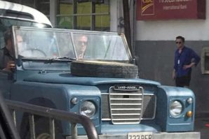 James Bond vozi Land Rover