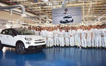 Do sad proizvedeno pola miliona primjeraka Fiata 500X