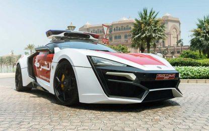 """Za policiju u Abu Dhabiju novi primjerak """"patrolnog automobila"""" – Lykan HyperSport [Galerija i Video]"""