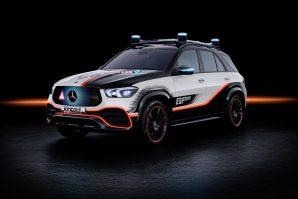 Mercedes-Benz Experimental Safety Vehicle ESF 2019 – konceptualna sigurnost [Galerija]