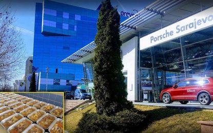 Porsche BH donirao 9.000 KM za humanitarne projekte udruženja Pomozi.ba