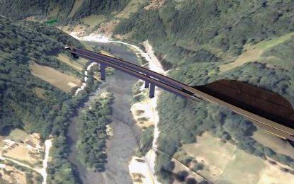 Potpisan Ugovor o izgradnji dionice Donja Gračanica (Zenica sjever) – tunel Zenica, poddionica Vranduk – Ponirak, na Koridoru Vc [Video]