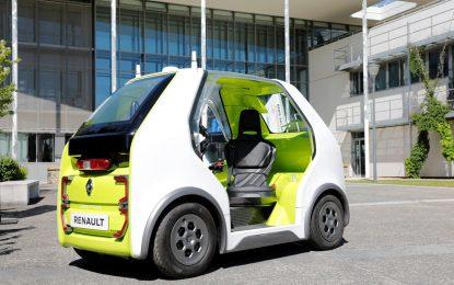 Renault EZ-Pod – mikro-mobilnost [Galerija i Video]