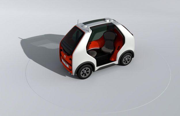 Renault EZ-Pod Concept [2019]
