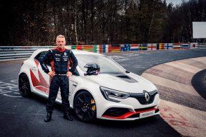 Renault Megane R.S. Trophy R – novi rekord Nürburgringa [Video]