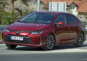 TEST – Toyota Corolla Sedan 1.6 MT6 Sol Tech