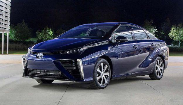 Toyota Mirai [2016]
