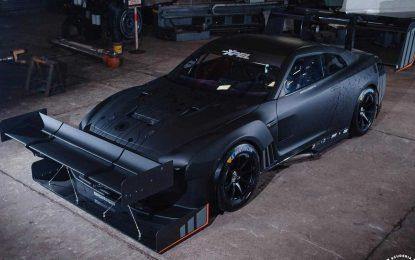 Nissan GT-R – za pobjedu na Jaguar Simola Hillclimb [Galerija]
