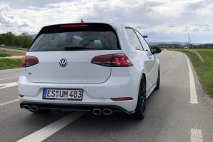 HGP-Turbo Volkswagen Golf R sa 480 KS [Video]