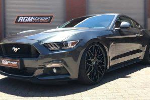 "Od Forda Mustanga, preko RGMotorsporta do ""hypercara"" RGMotorsport Wild Mustang [Galerija]"