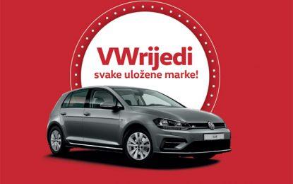 U BiH krenula posebna prodajna kampanja za Volkswagene
