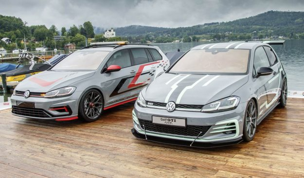 VW Golf Estate R 4Motion FighteR i VW Golf GTI Aurora [2019]