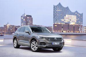 Volkswagen Touraeg V8 TDI – još uvijek dizel