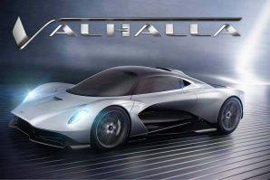 Aston Martin AM-RB 003 Valhalla – planirana proizvodnja 500 primjeraka