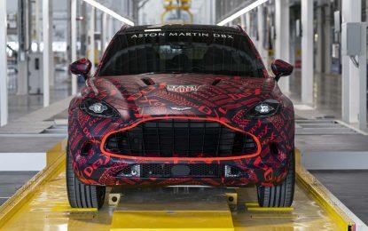 U fabrici Aston Martin Lagonda, u St Athan, započela proizvodnja modela DBX – prvog SUV-a ovog britanskog proizvođača [Galerija]