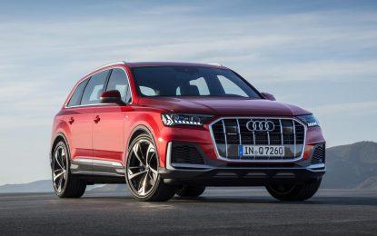 Audi Q7 – redizajn i tehnička poboljšanja [Galerija i Video]