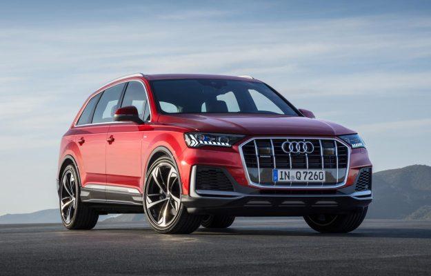 Audi Q7 [2019]