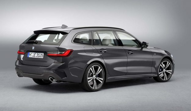 BMW 3 Series Touring [2019]