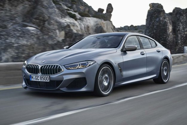 BMW 8 Series Gran Coupe [2019]