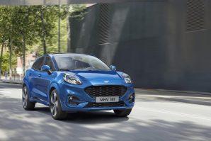 Predstavljen Fordov novi kompaktni crossover – Puma [Galerija i Video]