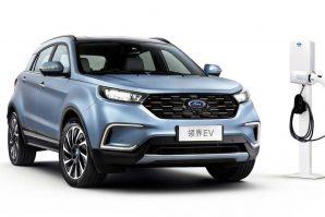Ford Territory EV – prvi Fordov električni SUV za kinesko tržište