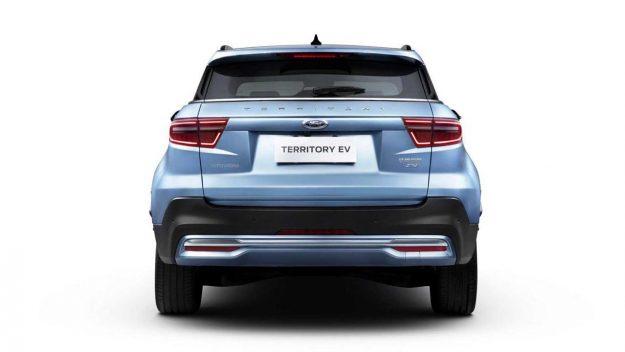 Ford Territory EV [2019]
