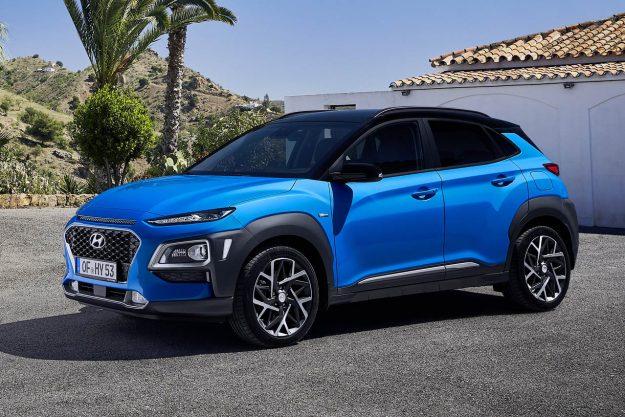 Hyundai Kona Hybrid [2019]