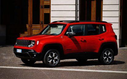 Jeep Renegade Plug-In Hybrid premijerno u Torinu [Galerija]