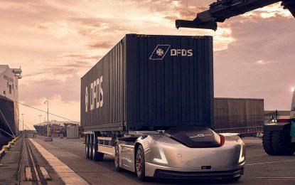 Prvi zadatak Vere – električnog, povezanog i autonomnog vozila kompanije Volvo Trucks: transport između logističkog centra i luke [Galerija i Video]