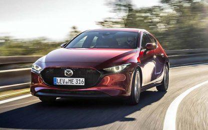 Mazda Skyactiv-X – novi motor za Mazdu3