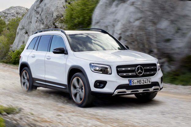 Mercedes-Benz GLB [2019]